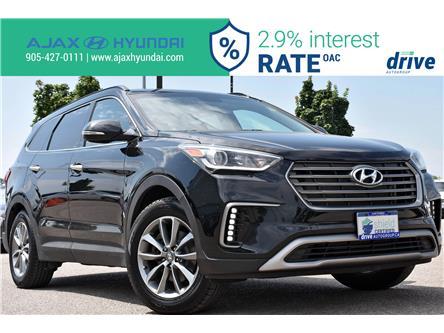 2017 Hyundai Santa Fe XL Premium (Stk: P4783L) in Ajax - Image 1 of 34