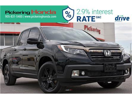 2017 Honda Ridgeline Black Edition (Stk: P5123) in Pickering - Image 1 of 33