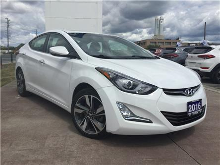 2016 Hyundai Elantra Limited (Stk: 7903H) in Markham - Image 2 of 25