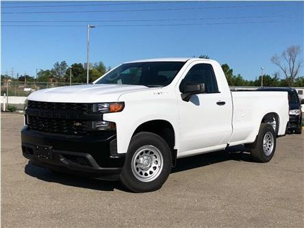 2019 Chevrolet Silverado 1500 New 2019 Silverado 1500 Reg. Cab Blowout Price!! (Stk: PU95998) in Toronto - Image 1 of 18