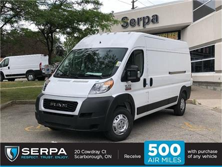 2019 RAM ProMaster 3500 High Roof (Stk: 192131) in Toronto - Image 1 of 20