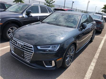 2019 Audi A4 45 Technik (Stk: 50876) in Oakville - Image 1 of 5