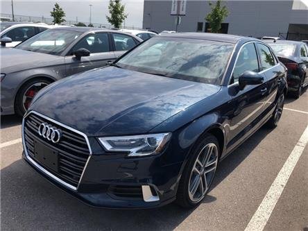 2019 Audi A3 45 Progressiv (Stk: 50898) in Oakville - Image 1 of 5