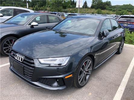 2019 Audi S4 3.0T Technik (Stk: 50896) in Oakville - Image 1 of 5