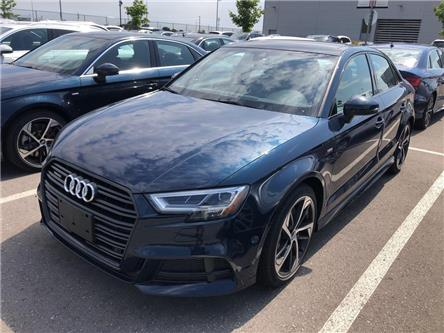 2019 Audi A3 45 Technik (Stk: 50908) in Oakville - Image 1 of 5