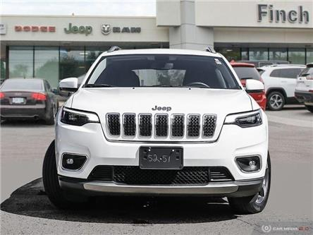 2019 Jeep Cherokee Limited (Stk: 95821) in London - Image 2 of 27