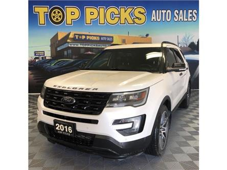 2016 Ford Explorer Sport (Stk: A58956) in NORTH BAY - Image 1 of 14