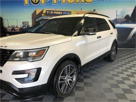 2016 Ford Explorer Sport (Stk: A58956) in NORTH BAY - Image 2 of 14
