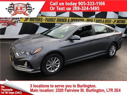 2018 Hyundai Sonata GL (Stk: 47306) in Burlington - Image 1 of 23