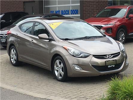 2012 Hyundai Elantra GLS (Stk: H5167) in Toronto - Image 2 of 27