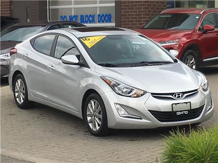 2016 Hyundai Elantra Sport Appearance (Stk: H5147A) in Toronto - Image 2 of 29