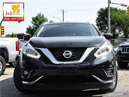 2016 Nissan Murano SL (Stk: J19063-1) in Brandon - Image 2 of 27