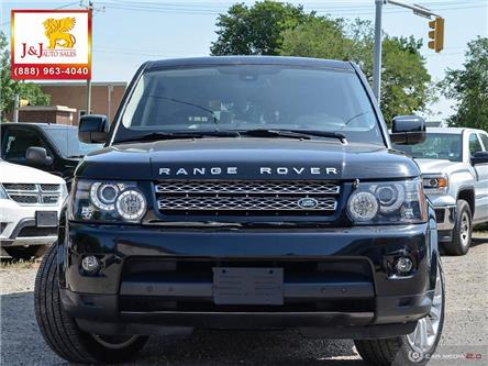 2012 Land Rover Range Rover Sport HSE (Stk: J19068) in Brandon - Image 2 of 27
