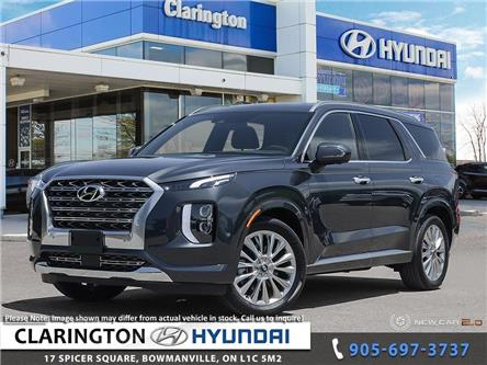 2020 Hyundai Palisade Ultimate 7 Passenger (Stk: 19460) in Clarington - Image 1 of 24