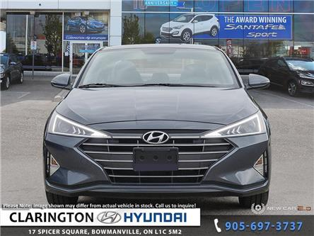 2020 Hyundai Elantra Preferred (Stk: 19627) in Clarington - Image 2 of 24