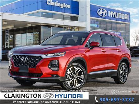 2019 Hyundai Santa Fe Ultimate 2.0 (Stk: 19539) in Clarington - Image 1 of 10