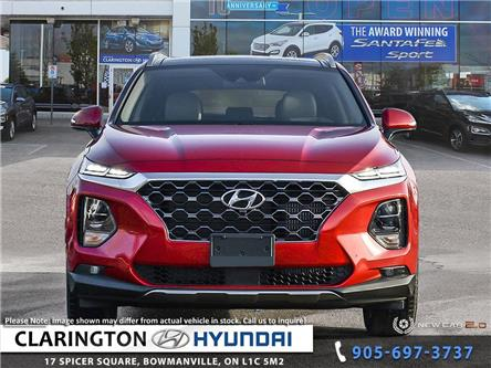 2019 Hyundai Santa Fe Ultimate 2.0 (Stk: 19539) in Clarington - Image 2 of 10