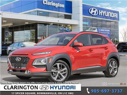 2019 Hyundai Kona 1.6T Ultimate (Stk: 19395) in Clarington - Image 1 of 24