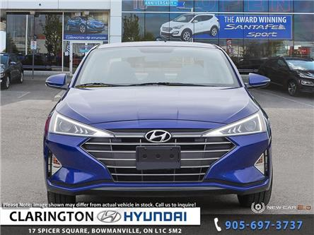 2020 Hyundai Elantra Preferred w/Sun & Safety Package (Stk: 19417) in Clarington - Image 2 of 24