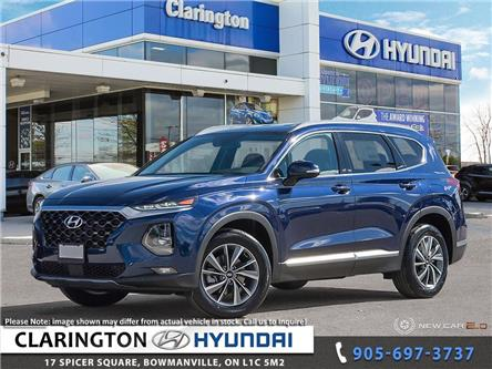 2019 Hyundai Santa Fe Preferred 2.0 (Stk: 19244) in Clarington - Image 1 of 11