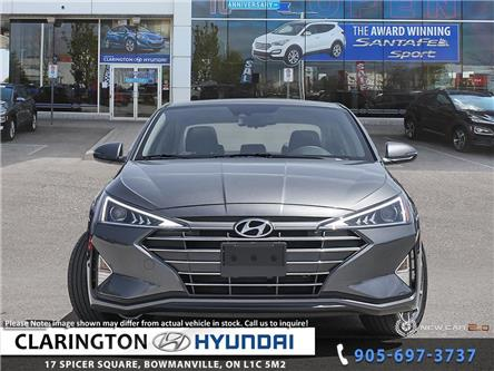 2020 Hyundai Elantra Luxury (Stk: 19484) in Clarington - Image 2 of 24