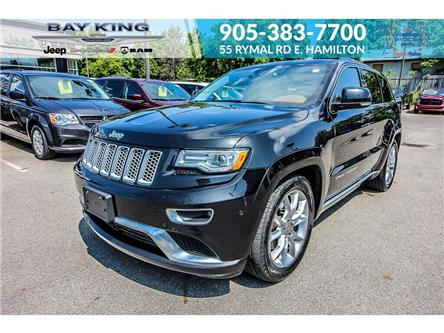2016 Jeep Grand Cherokee Summit (Stk: 6896) in Hamilton - Image 1 of 30