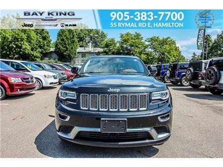 2016 Jeep Grand Cherokee Summit (Stk: 6896) in Hamilton - Image 2 of 30
