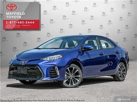 2019 Toyota Corolla XSE Package (Stk: 190471) in Edmonton - Image 1 of 24