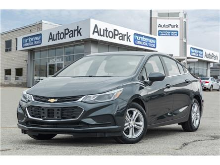 2018 Chevrolet Cruze LT Auto (Stk: ) in Mississauga - Image 1 of 22