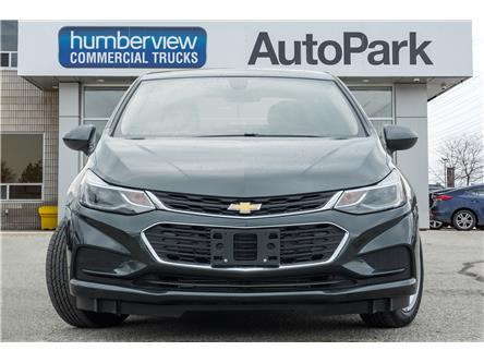 2018 Chevrolet Cruze LT Auto (Stk: ) in Mississauga - Image 2 of 22