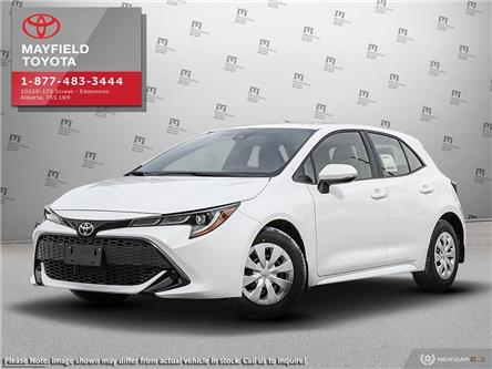 2019 Toyota Corolla Hatchback SE Upgrade Package (Stk: 1901956) in Edmonton - Image 1 of 24