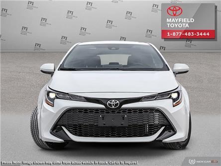 2019 Toyota Corolla Hatchback SE Upgrade Package (Stk: 1901956) in Edmonton - Image 2 of 24