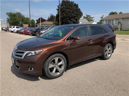 2013 Toyota Venza Base V6 (Stk: U06019) in Goderich - Image 1 of 21
