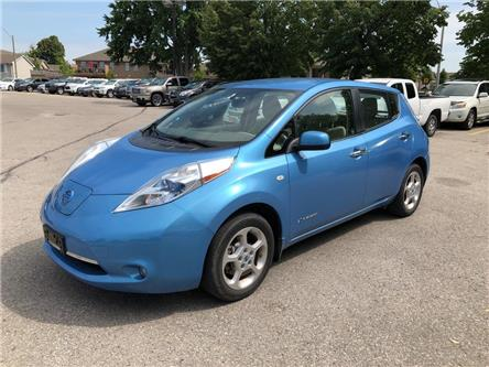 2012 Nissan LEAF SV (Stk: U17119) in Goderich - Image 1 of 18