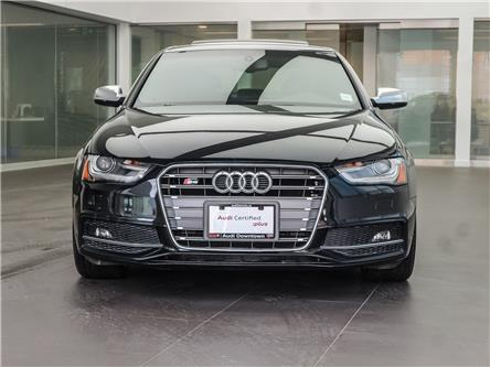 2016 Audi S4 3.0T Progressiv plus (Stk: P3253) in Toronto - Image 2 of 27