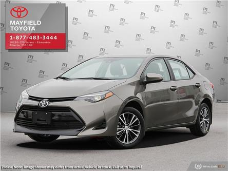 2019 Toyota Corolla LE Upgrade Package (Stk: 190709) in Edmonton - Image 1 of 24
