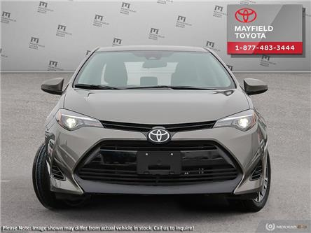 2019 Toyota Corolla LE Upgrade Package (Stk: 190709) in Edmonton - Image 2 of 24