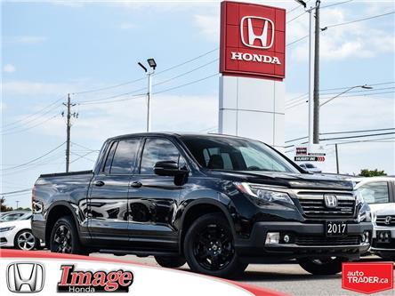 2017 Honda Ridgeline Black Edition (Stk: 9T66A) in Hamilton - Image 1 of 21