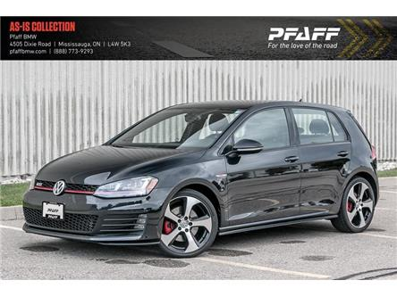 2015 Volkswagen Golf GTI 5-Door Autobahn (Stk: U5505A) in Mississauga - Image 1 of 22