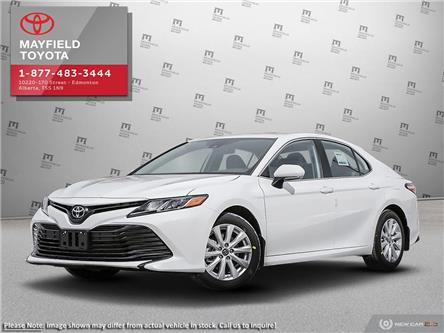 2019 Toyota Camry LE (Stk: 1901345) in Edmonton - Image 1 of 24