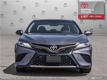 2018 Toyota Camry XSE V6 (Stk: 1801852) in Edmonton - Image 2 of 11