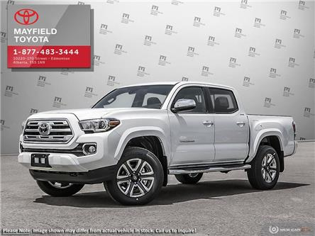 2019 Toyota Tacoma Limited V6 (Stk: 1901383) in Edmonton - Image 1 of 23