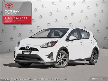 2018 Toyota Prius C Upgrade Package (Stk: 1862001) in Edmonton - Image 1 of 23