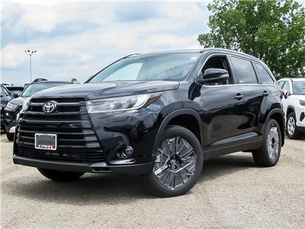 2019 Toyota Highlander XLE (Stk: 95531) in Waterloo - Image 1 of 21