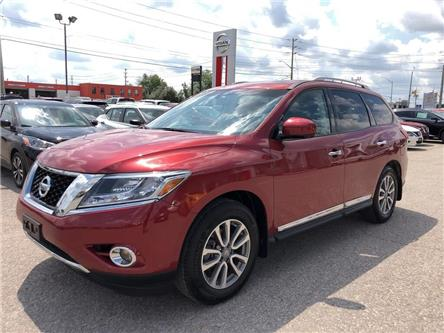 2016 Nissan Pathfinder SL (Stk: P2635) in Cambridge - Image 2 of 30