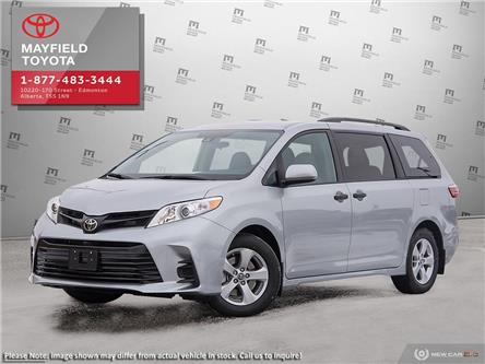 2019 Toyota Sienna 7-Passenger (Stk: 1901162) in Edmonton - Image 1 of 24