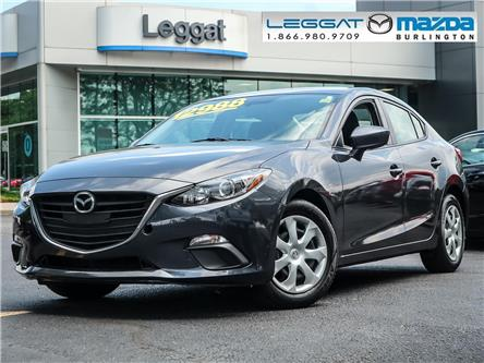 2015 Mazda Mazda3 GX (Stk: 1939) in Burlington - Image 1 of 24