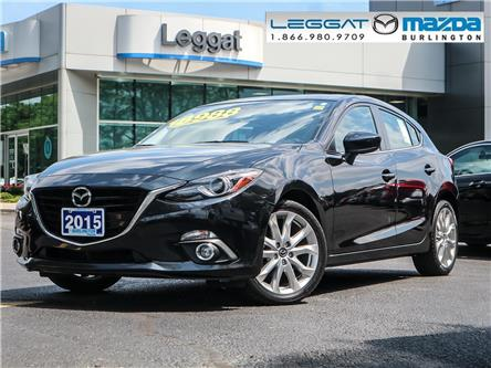 2015 Mazda Mazda3 Sport GT (Stk: 1956) in Burlington - Image 1 of 29