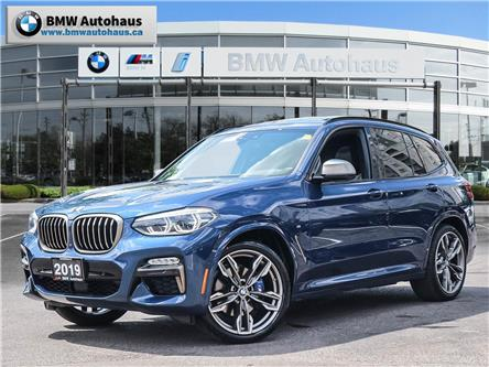 2018 BMW X3 M40i (Stk: P9069) in Thornhill - Image 1 of 31