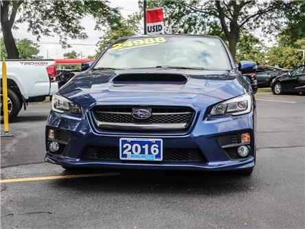 2016 Subaru WRX  (Stk: 194560A) in Burlington - Image 2 of 30